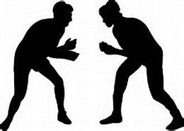 silhouette art at getdrawings com free for personal use silhouette rh getdrawings com wrestler clip art free
