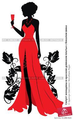 Silhouette Audrey Hepburn