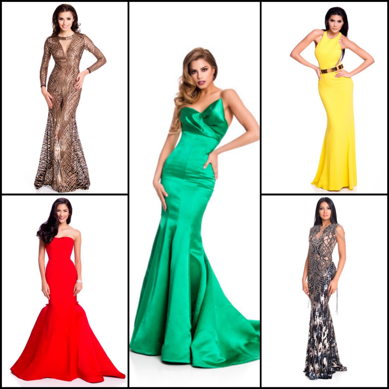 1600x1600 Sashes And Tiaras Miss Universe 2015 Evening Gown Portraits
