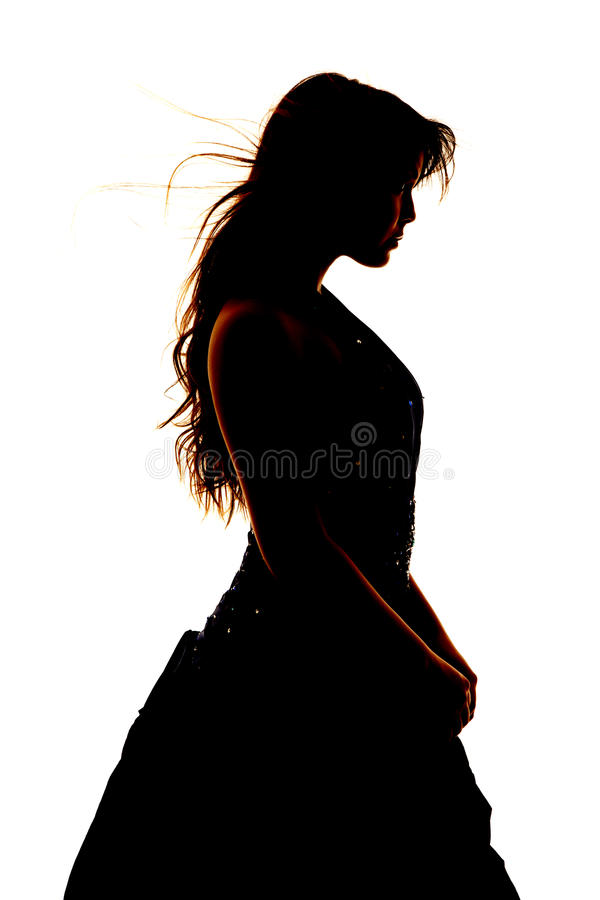 600x900 Silhouette Of A Woman