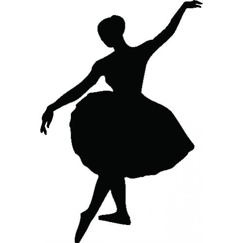 500x500 Ballet Clipart Transparent
