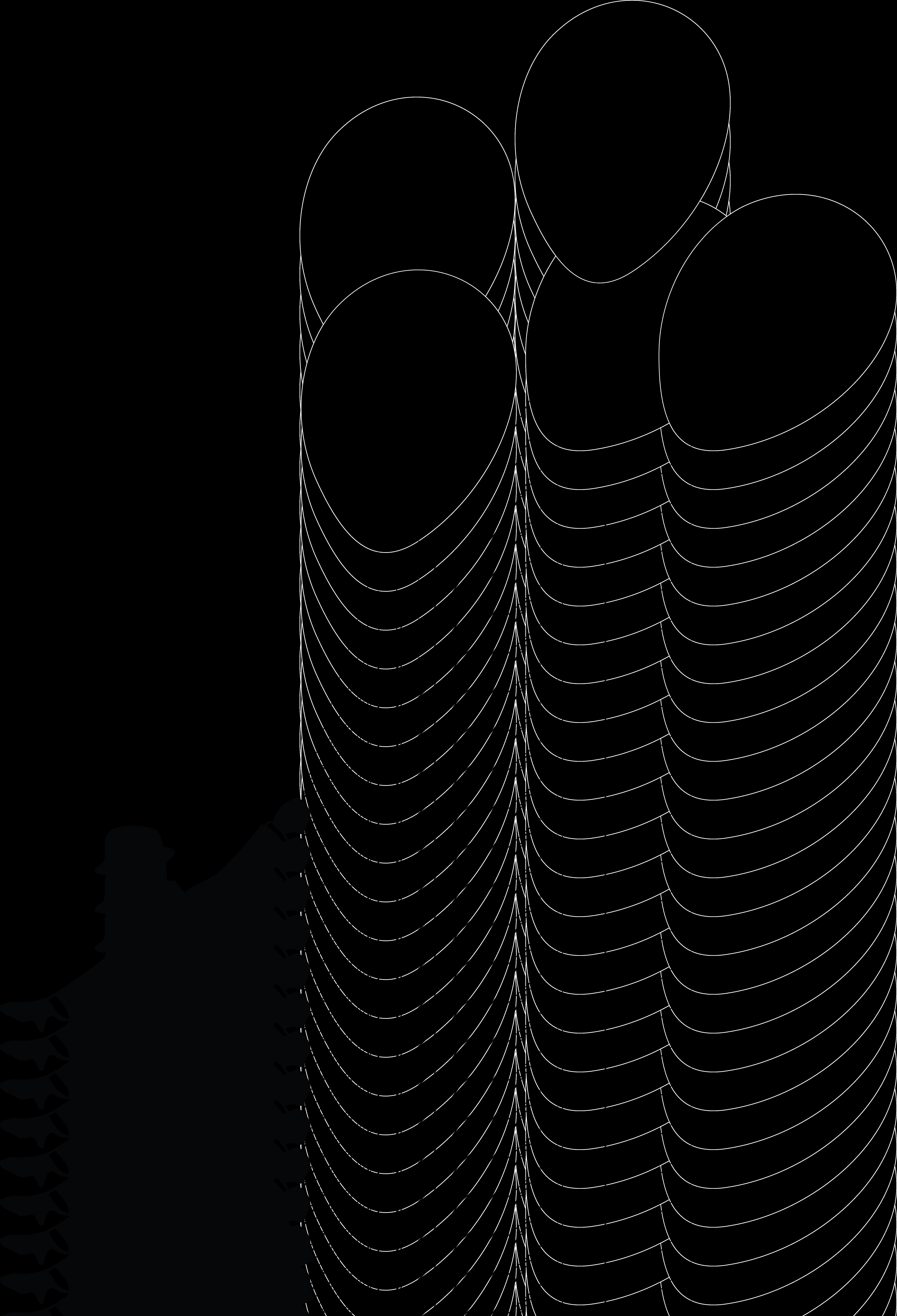 Silhouette Balloon