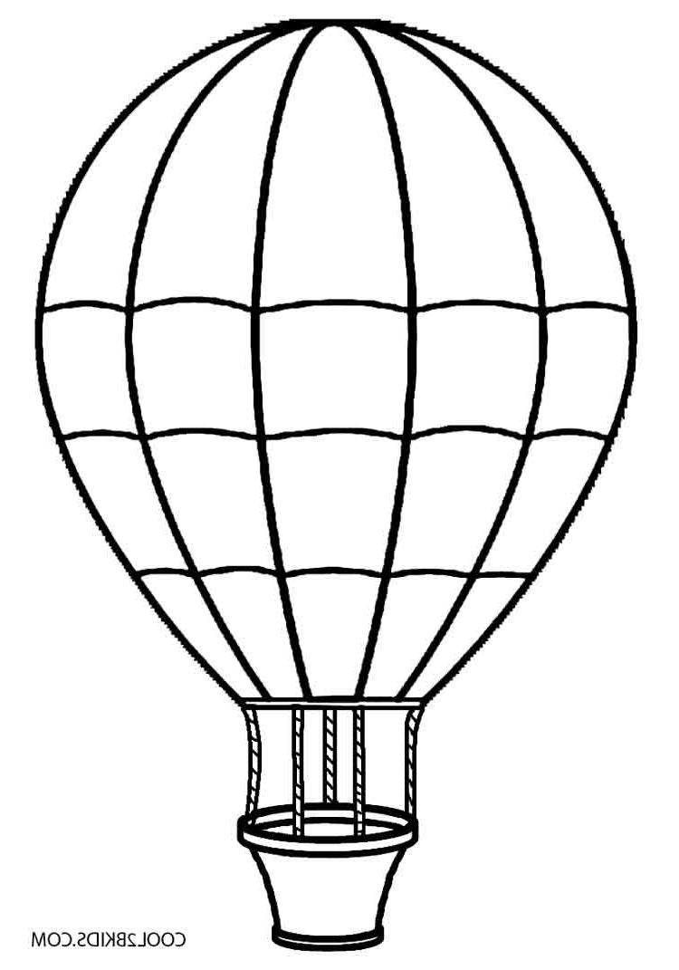 750x1071 Hot Air Balloon Clipart Silhouette Many Interesting Cliparts