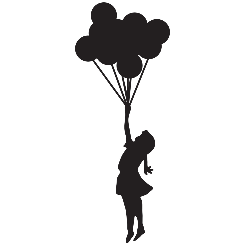 1500x1500 Banksy Balloon Girl
