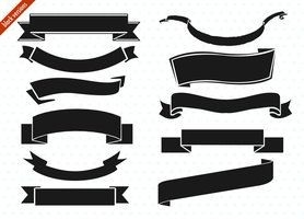 278x200 Ribbon Banner