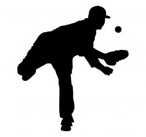 300x282 Baseball Player 4 Photo Free Download