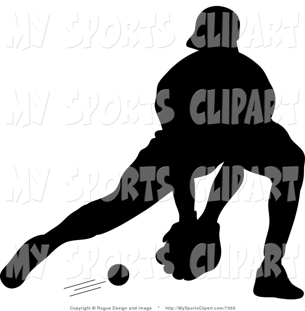 1024x1044 Player Silhouette Clip Art