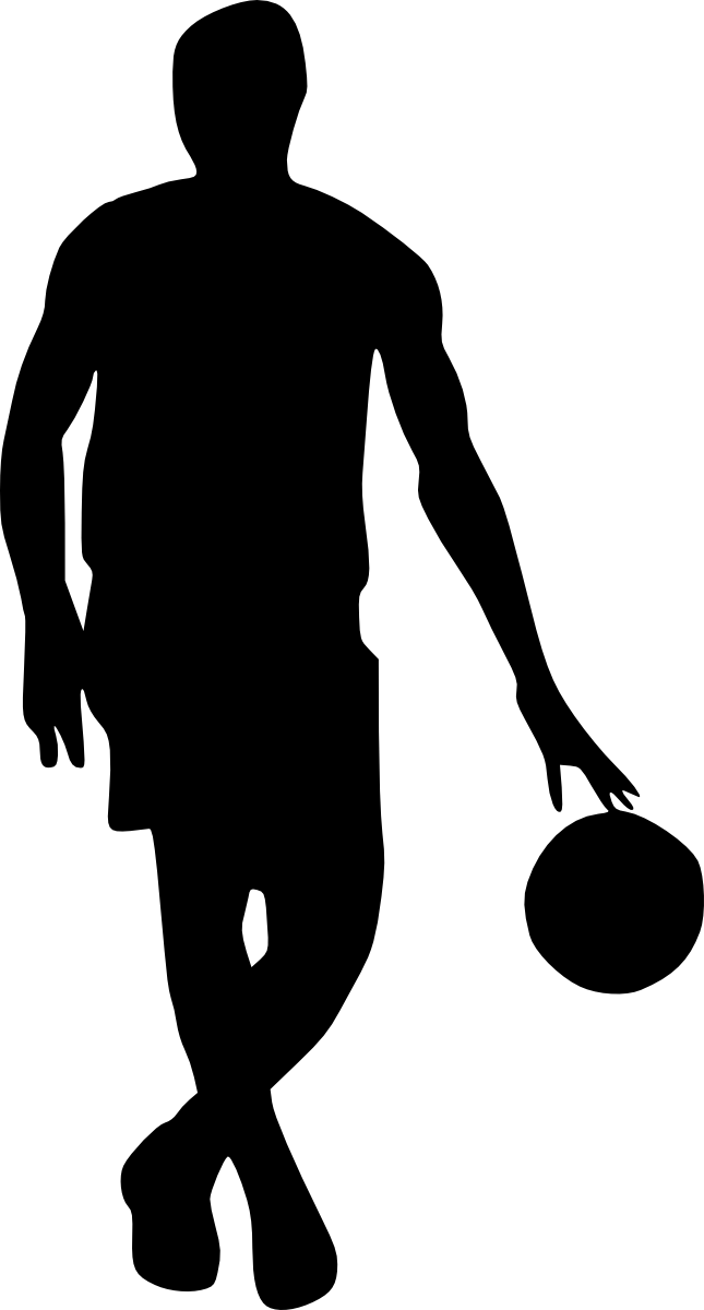 Silhouette Basketball