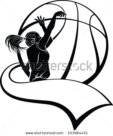 391x470 Drawing Clipart Basketball