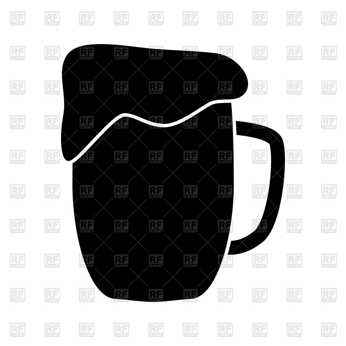 1200x1200 Mug Of Beer