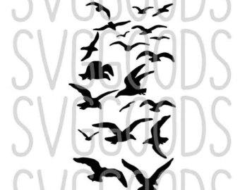 340x270 Bird Silhouettes Etsy