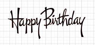 320x151 Happy Birthday Free Silhouette Cut File Freebies