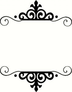 236x303 Monogrammed Frame Idea Frame K Vinyl Decal Car Decal Borders