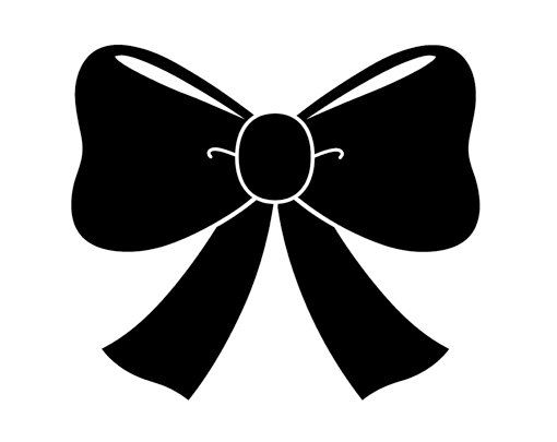 Silhouette Bow