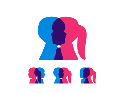 400x300 Children Genetics Research Program Logo Design Symbol By Alex Tass