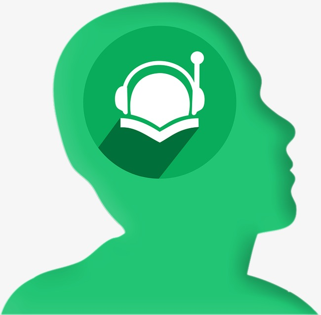 650x639 Silhouette Of The Human Brain, Sketch, The Man, Green Man Png