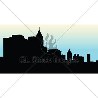 325x325 Atlanta Skyline Gl Stock Images
