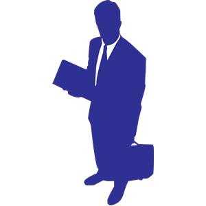 300x300 Businessman Clipart, Cliparts Of Businessman Free Download (Wmf