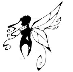 236x232 Fairy Silhouette Images Fairy Silhouette Tattoos Fairy.9 Years