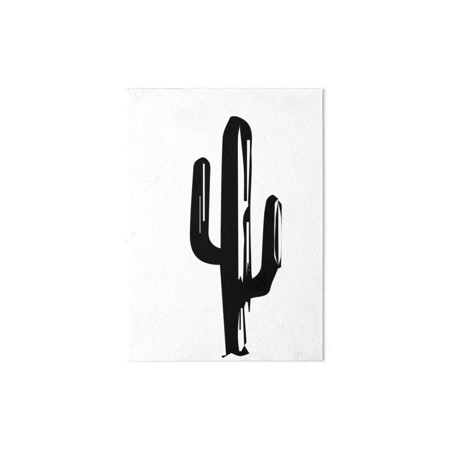 900x900 Cactus Silhouette Art Boards By Marylawler123 Redbubble