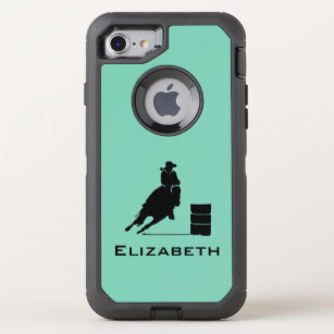 307x307 Silhouette Iphone 87 Cases Amp Covers Zazzle