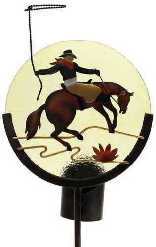 316x500 Iwgac 0193 Slh104 Horse Silhouette Candle Holder Garden Stake
