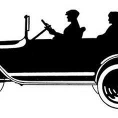 236x236 Vintage Car Silhouette Pack Free Vector In Adobe Illustrator Ai