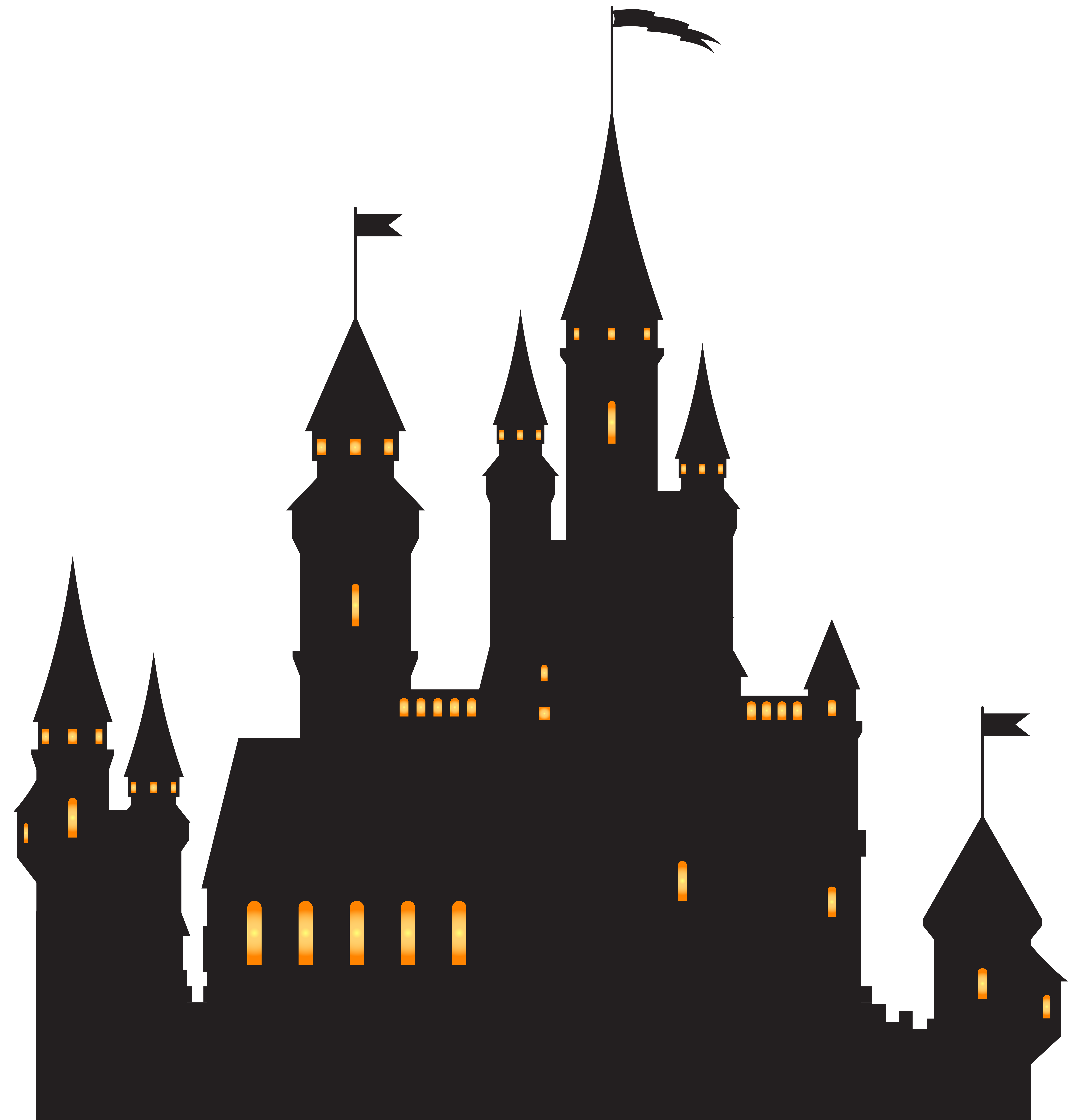 7735x8000 Castle Silhouette Png Clip Aru200b Gallery Yopriceville