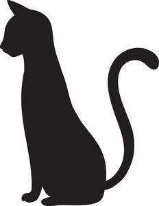 232x300 Free Cat Silhouette Clip Art Image Clip Art Silhouette