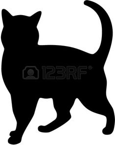 235x296 Cat Silhouette Stock Photos Images, Royalty Free Cat Silhouette