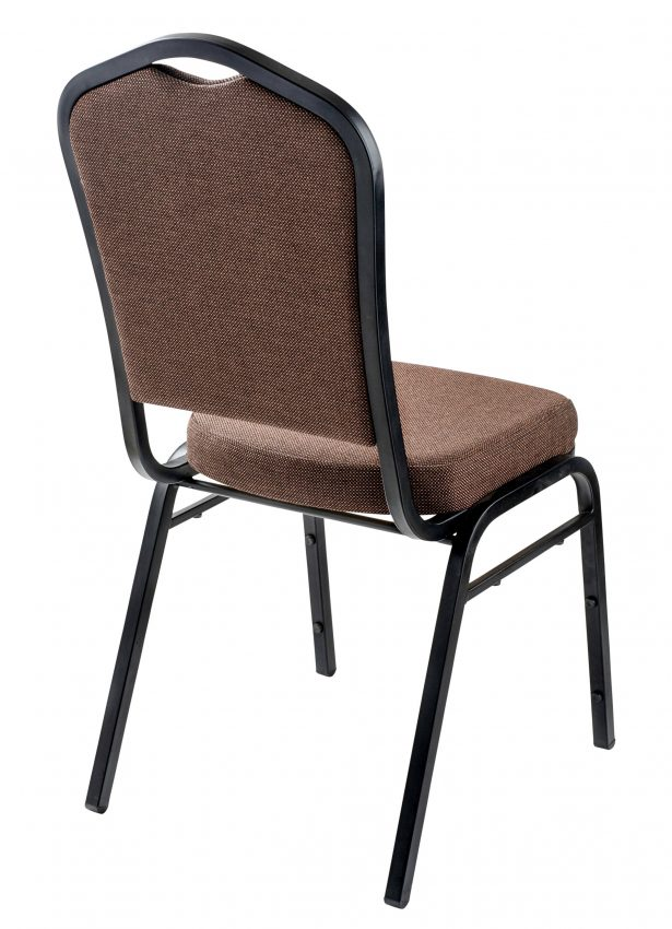 615x850 Chair Standard Awesome Model Silhouette Fabric Padded Stack