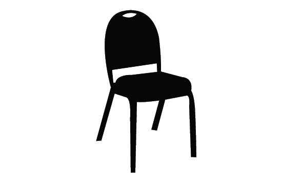 550x354 Chair Silhouette Vector Silhouettes, Vector Graphics And Graphics