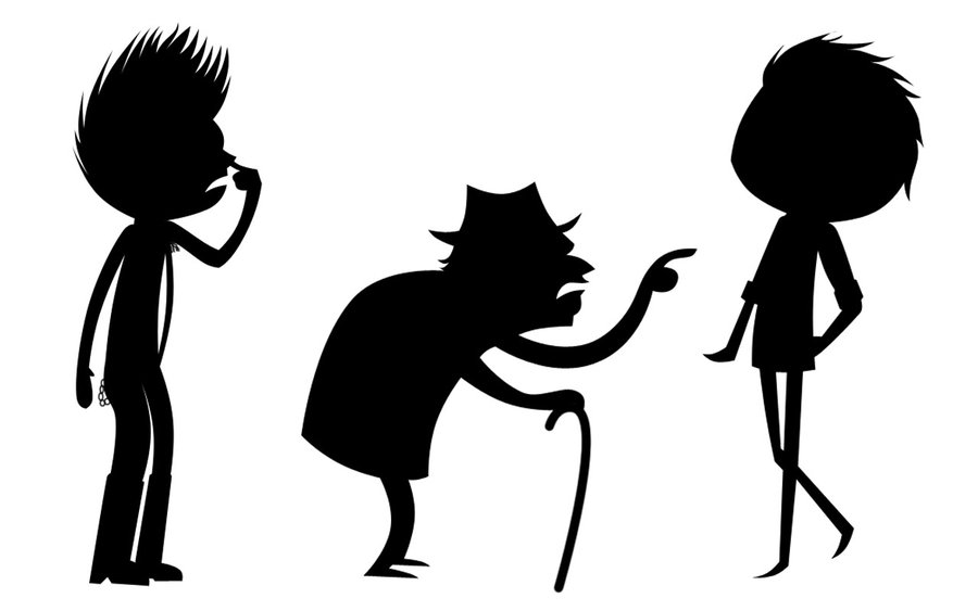 900x563 Silhouette Characters 1 By Skybluespirit