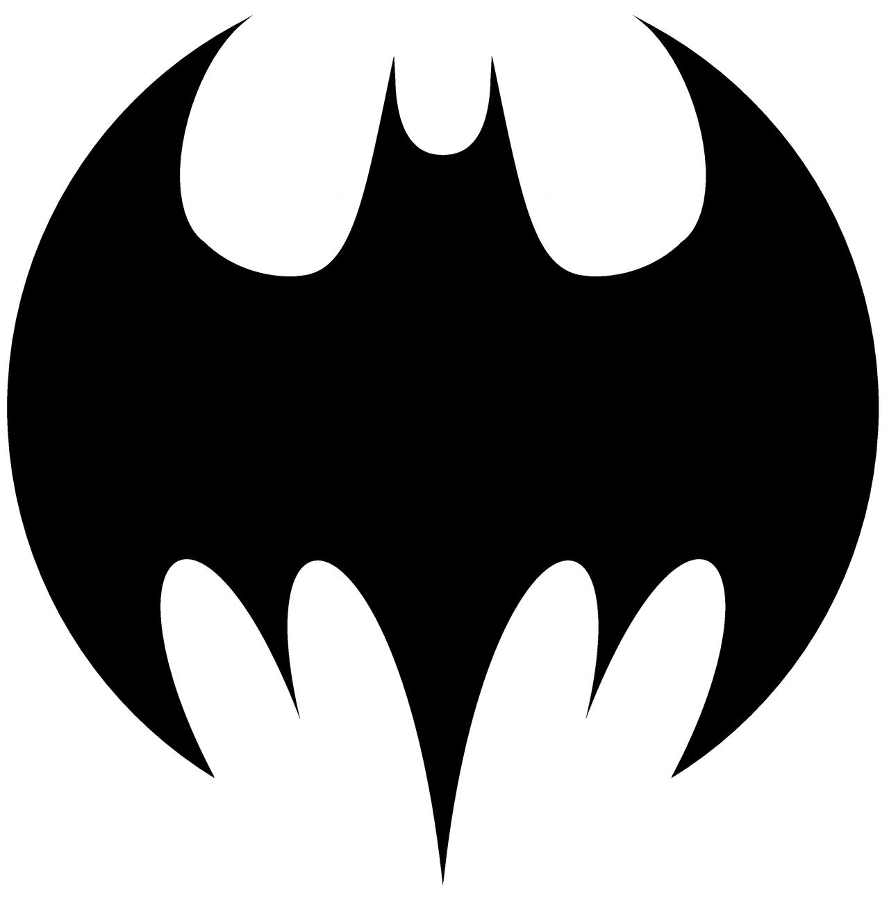 1280x1306 Pictures Of Batman Logo