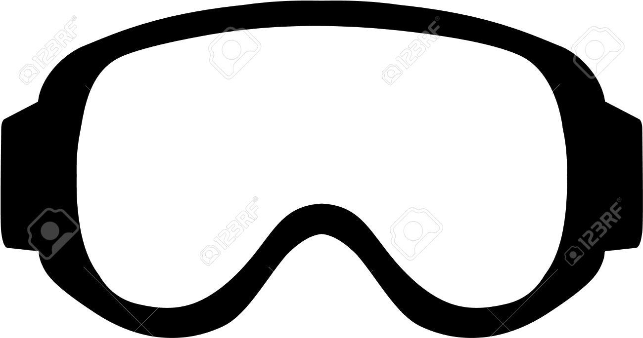 1300x685 Ski Clipart Ski Goggles Many Interesting Cliparts