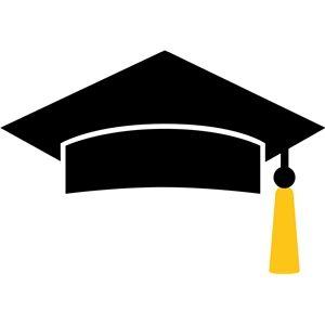 300x300 Free Graduation Clip Art 3