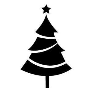 300x300 626 Best Christmas Silhouettes Images On Xmas