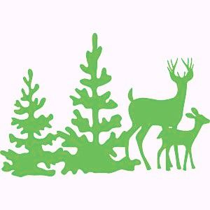 300x300 Pin By Janice Wallace On Christmas Bckgd Deer Cricut