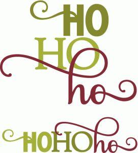 Silhouette Christmas Designs