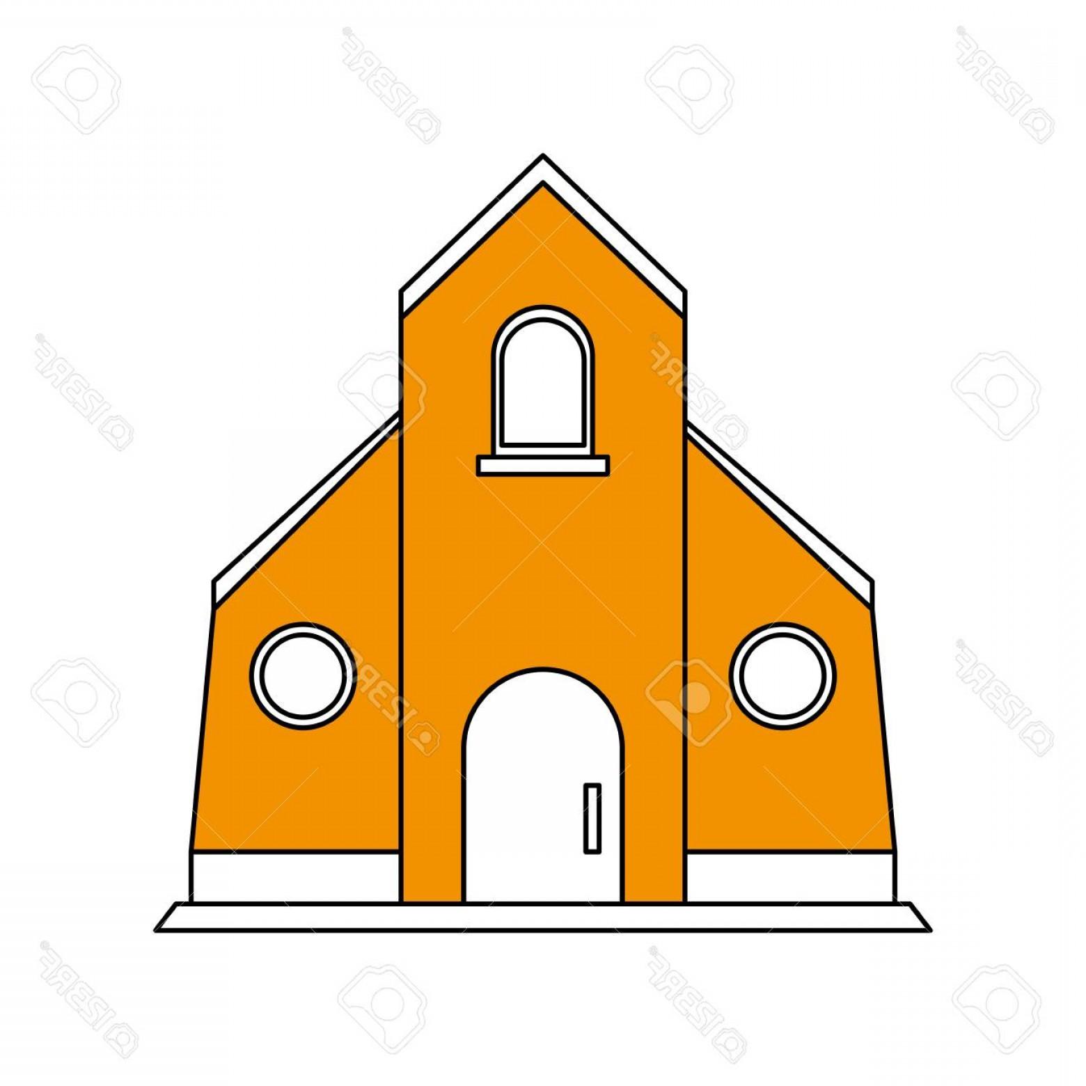 1560x1560 Church Building Vector Silhouettes Lazttweet