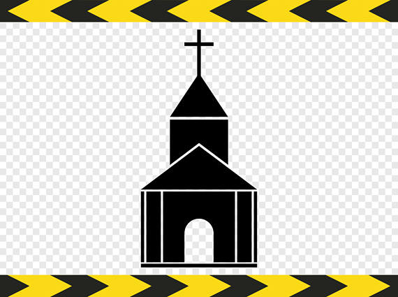 570x425 Church Svg Clipart Christian Svg Files For Cricut Silhouette Dxf