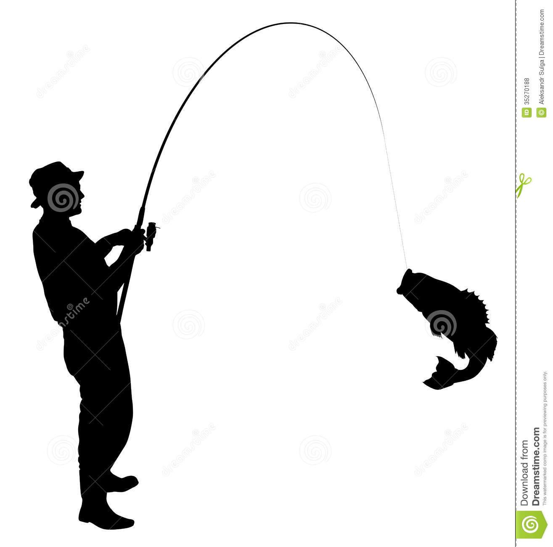 1315x1300 Man Fishing Silhouette Clipart Panda