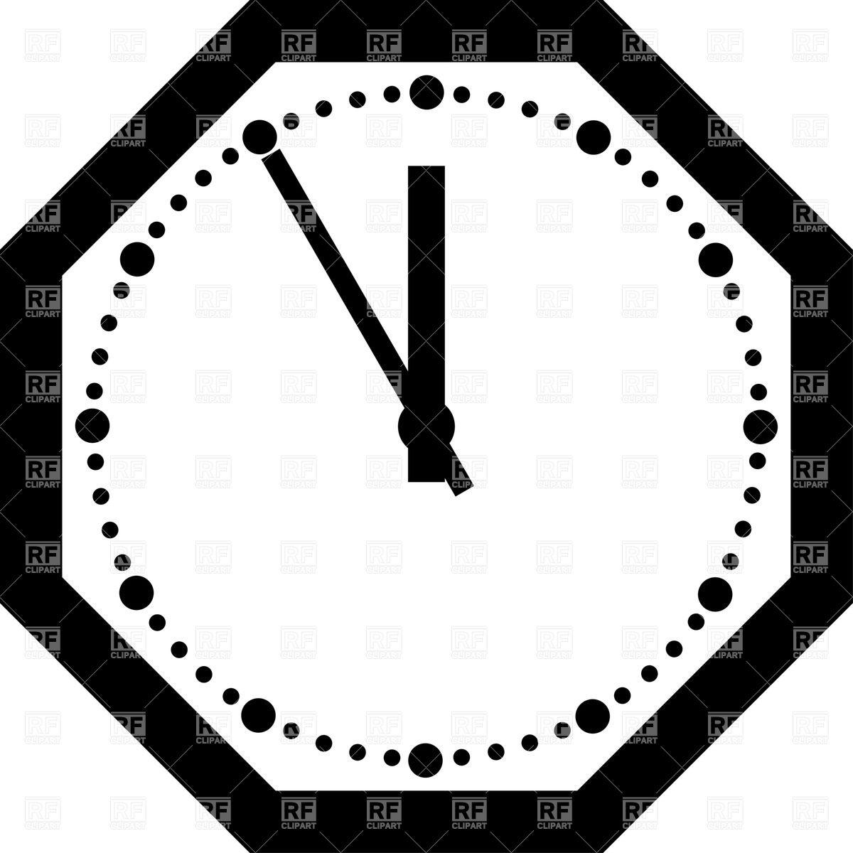 1200x1200 Office Clock