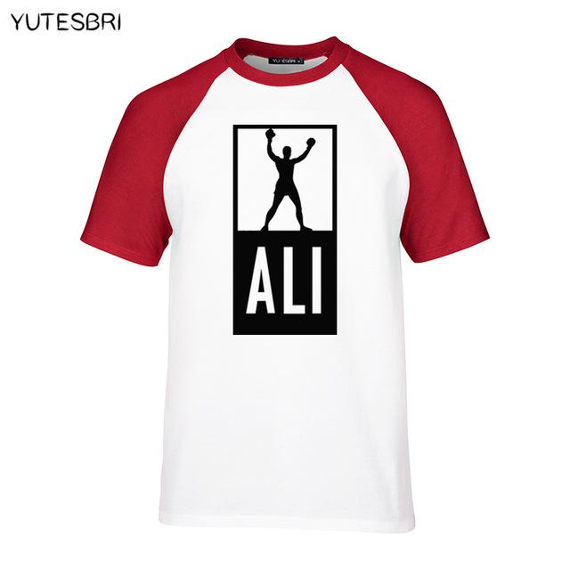 640x640 Famous Boxer Muhammad Ali Silhouette Mma Fighting Print T Shirt