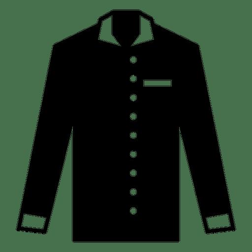 512x512 Shirt Clothes Silhouette
