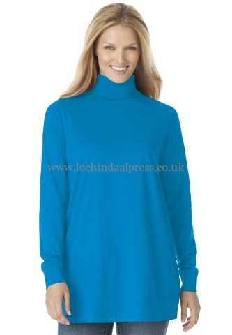 333x480 Perfect Tee Collection Online Perfect Cotton Turtleneck True