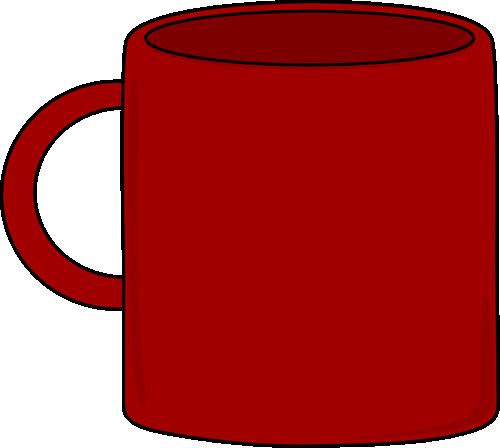 500x448 Coffee Cup Silhouette Coffee Mug Hour Clipart