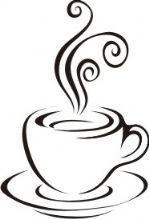 149x219 Coffee Mug Silhouettes