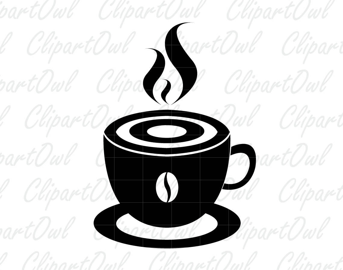 1140x900 Coffee Cup Mug Silhouette Clipart