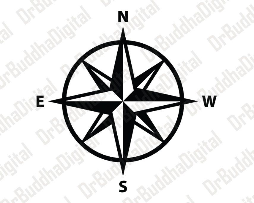 855x684 Holiday Sale! Compass Rose Svg Collection